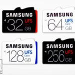 Querrás que tu próximo móvil soporte las nuevas supertarjetas microSD de Samsung