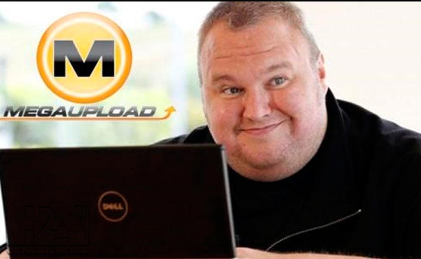 Kim Dotcom está trabajando en otro sucesor de Megaupload