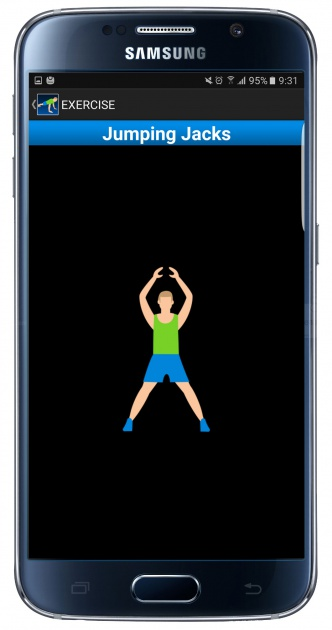 Ejercicio en 10 Daily Exercices
