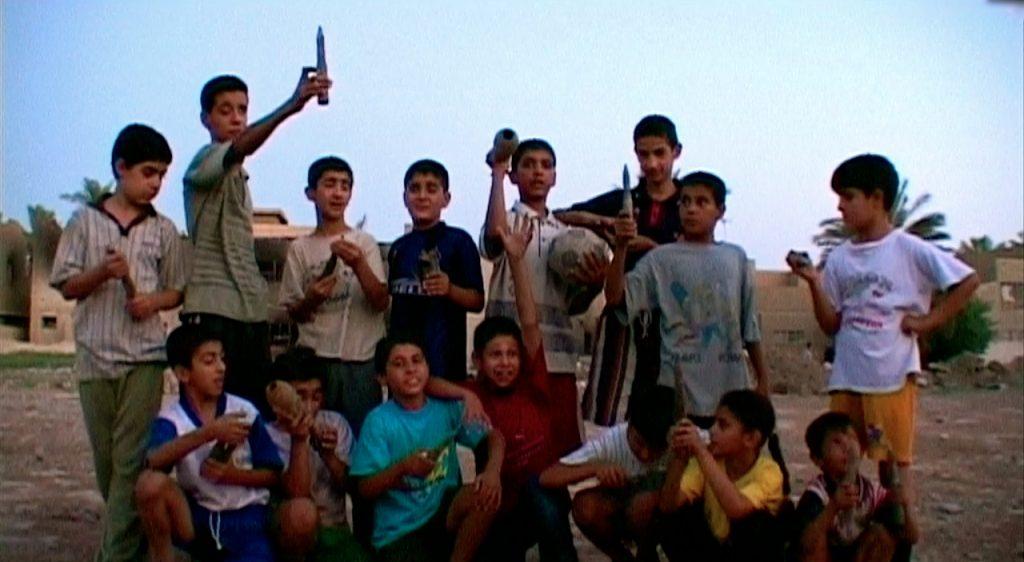 "Abbas Fahdel. ""Homeland"", Iraq 2015"