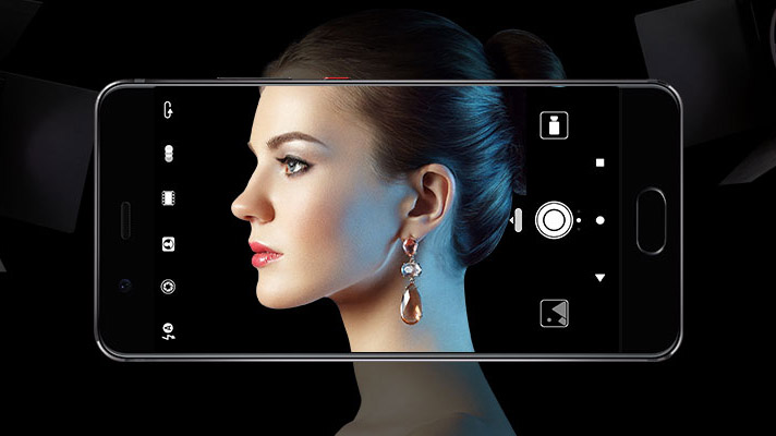 """El """"retrato"""" en la nueva meca de los fabricantes de smartphones © Huawei"""